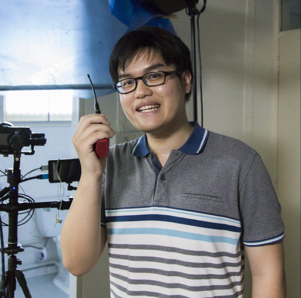 Budding filmmaker Nirattisai Ratphithak