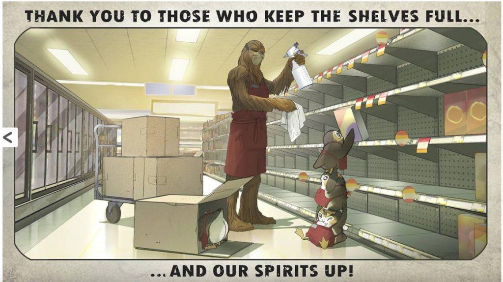 Courtesy Industrial Light & Magic/StarWars.com