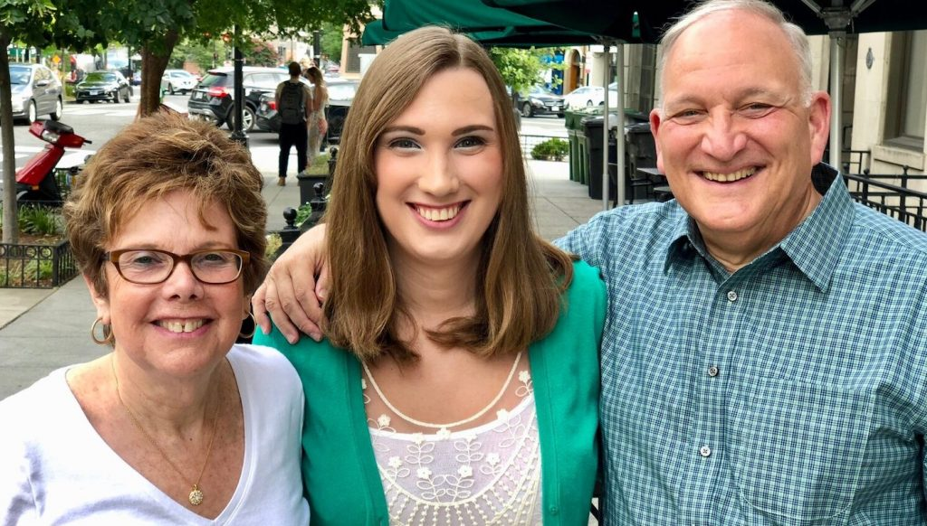 The McBrides: Life-long Presbyterians, David and Sally McBride were shocked when their youngest boy came out to them as a transgender woman.