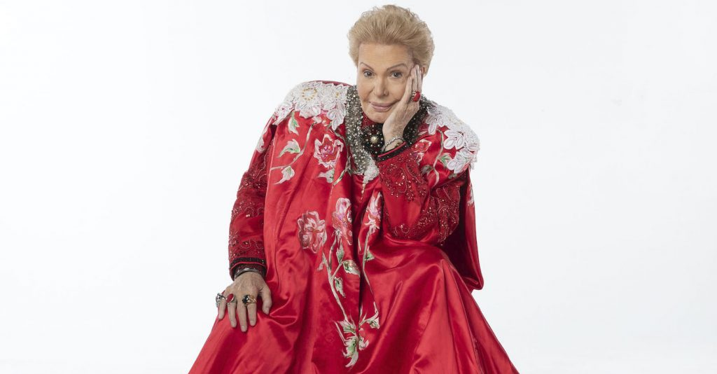 Walter Mercado. Photo by Giovan Cordero Colon