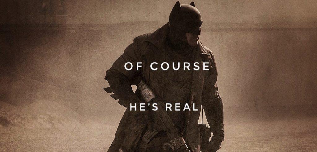 Batman v Superman: Dawn of Justice. Courtesy HBO Max