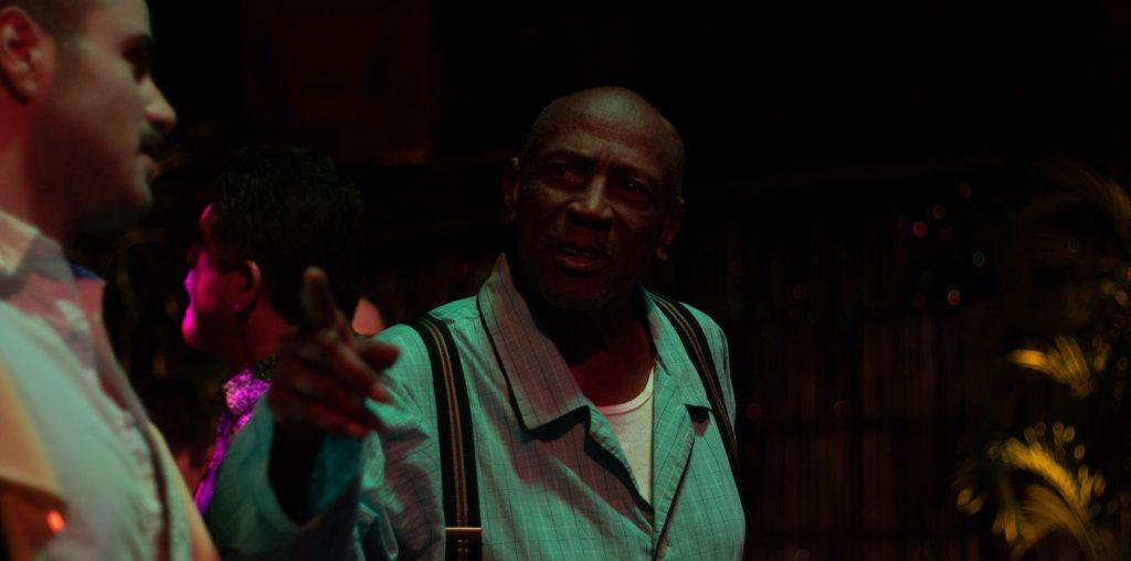Louis Gossett Jr. as Luis in THE CUBAN, Courtesy of Brainstorm Media