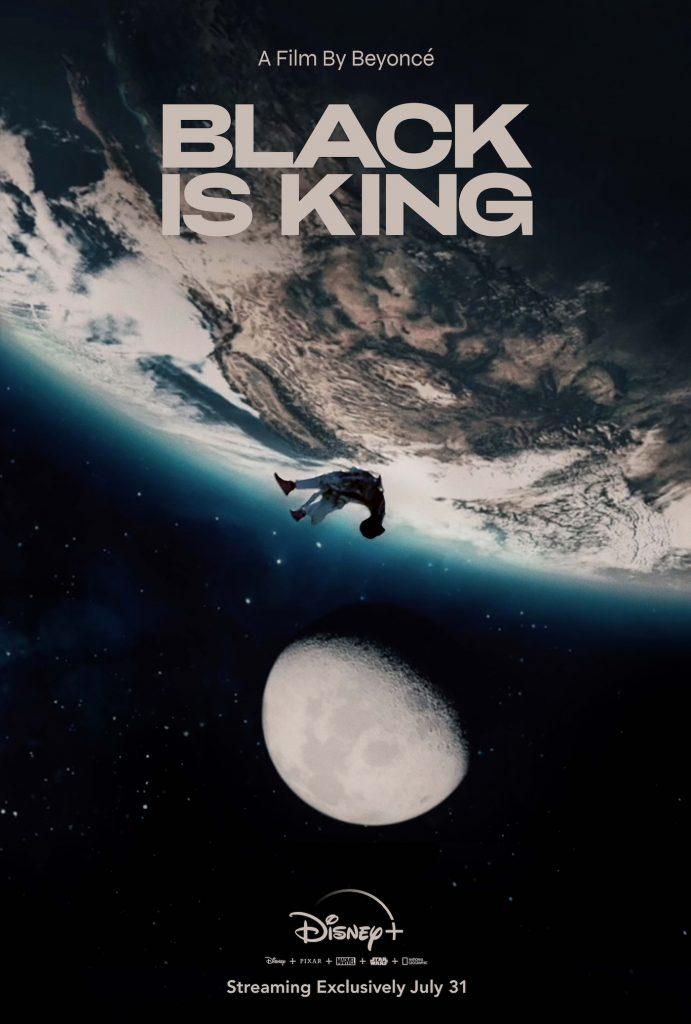 'Black Is King' key art. Courtesy Disney+