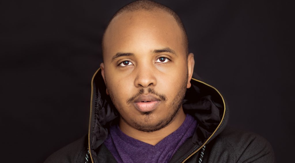 Justin Simien. Photo by Rick Proctor/Netflix.