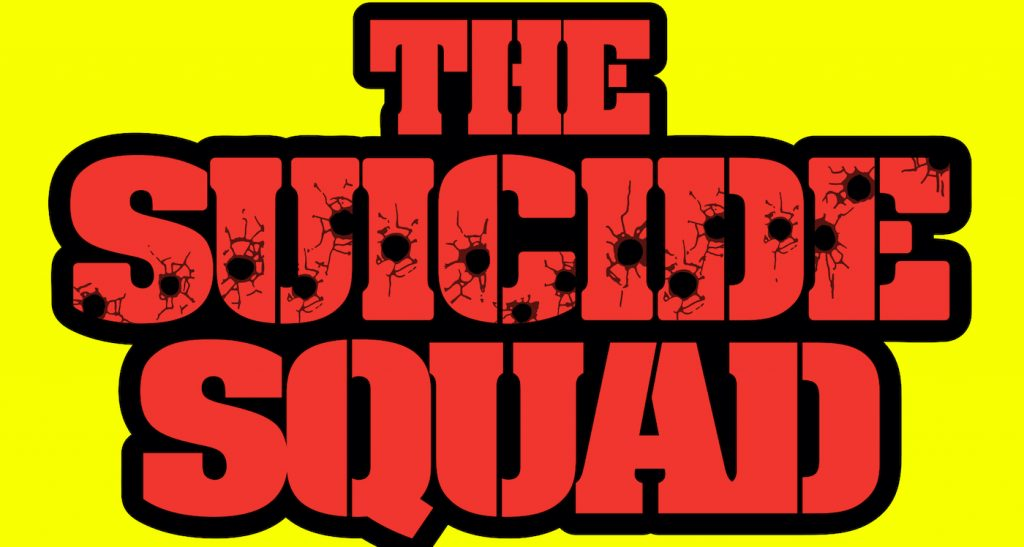 'The Suicide Squad' logo. Courtesy Warner Bros. Pictures