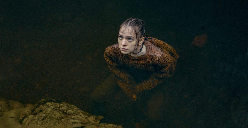 "Esmé Creed-Miles as ""Hanna"" in HANNA Season Two on Amazon Prime Video. Amazon Studios, Prime Video, Christopher Raphael"