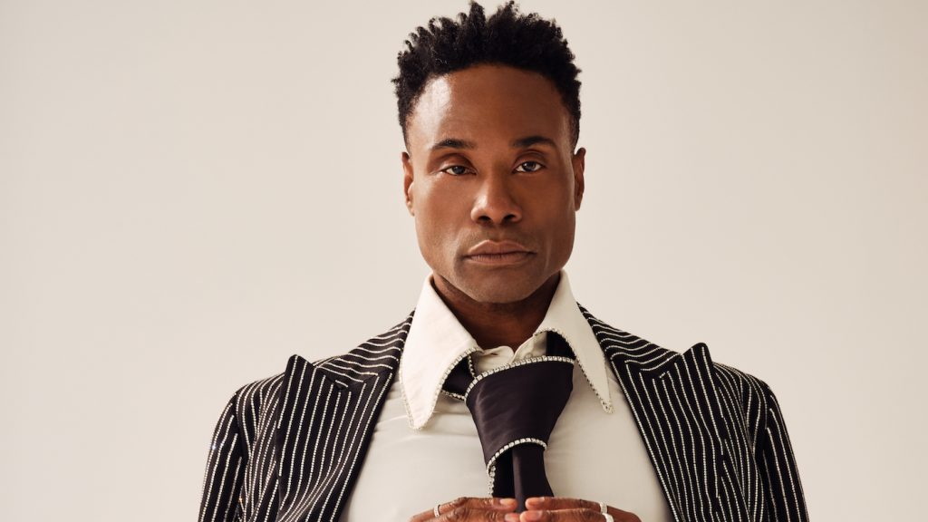 Billy Porter - Headshot.  Photo Credit -Shavonne Wong