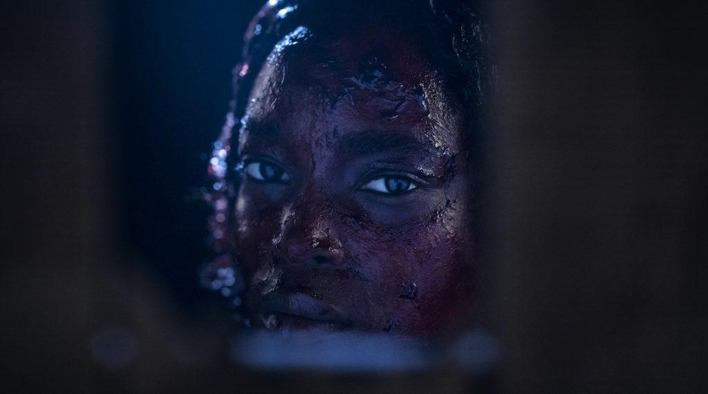 Wunmi Mosaku. Photograph by Eli Joshua Ade/HBO