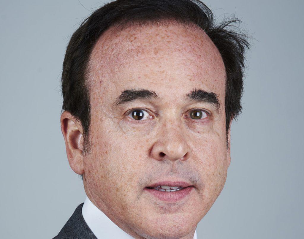 Portrait of Eric Gertler