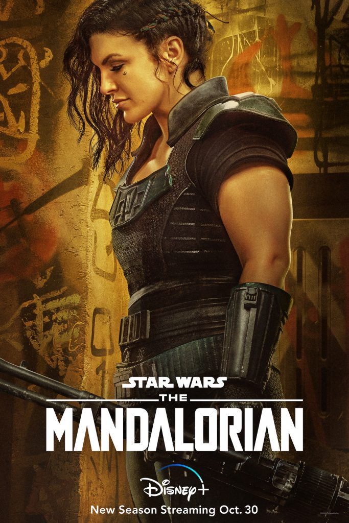 The Mandalorian season two key art. Courtesy Disney+