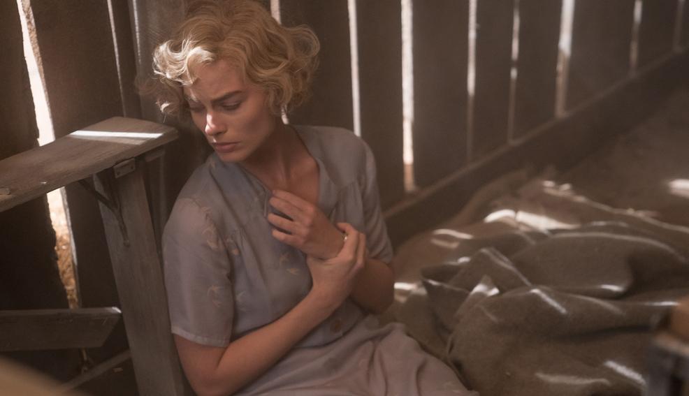 Margot Robbie in 'Dreamland.' Courtesy Paramount Pictures.