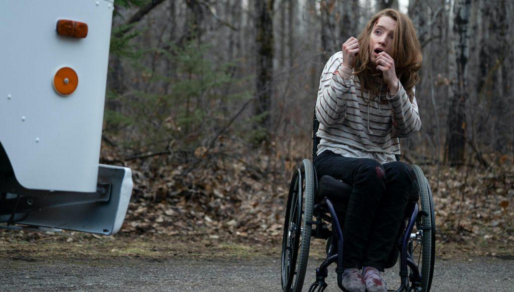 Chloe (Kiera Allen), shown. (Photo by: Allen Fraser/Hulu)