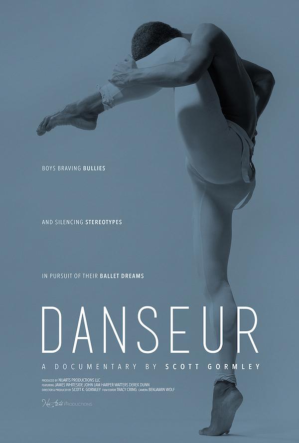 """""""Danseur."""" Courtesy Eileen Steinbach."""