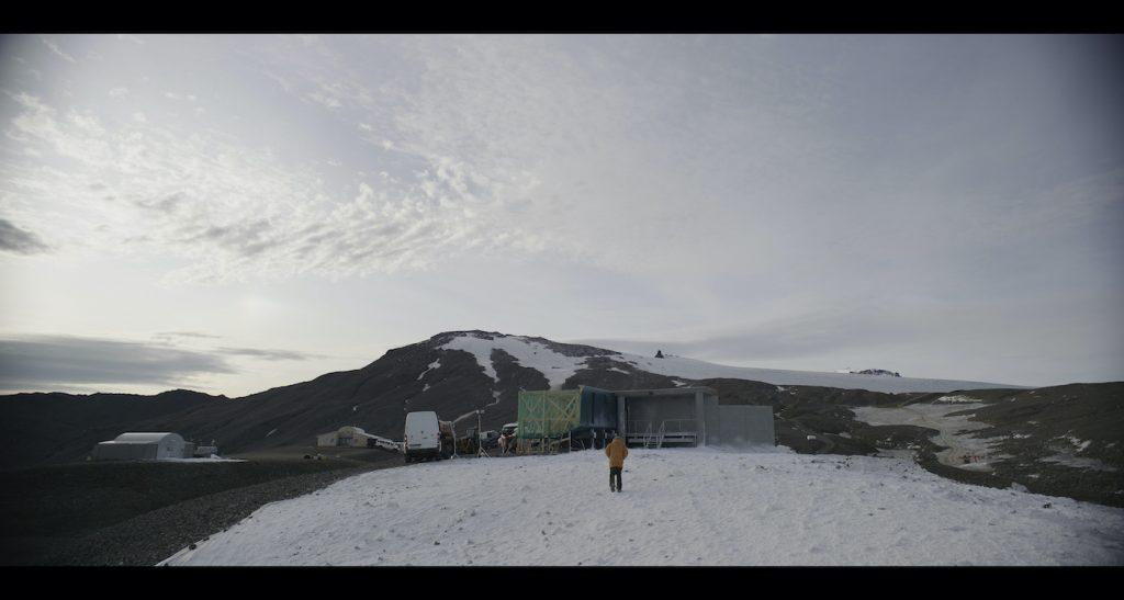 Barbeau observatory. Filmed in Greenland. Courtesy Netflix.