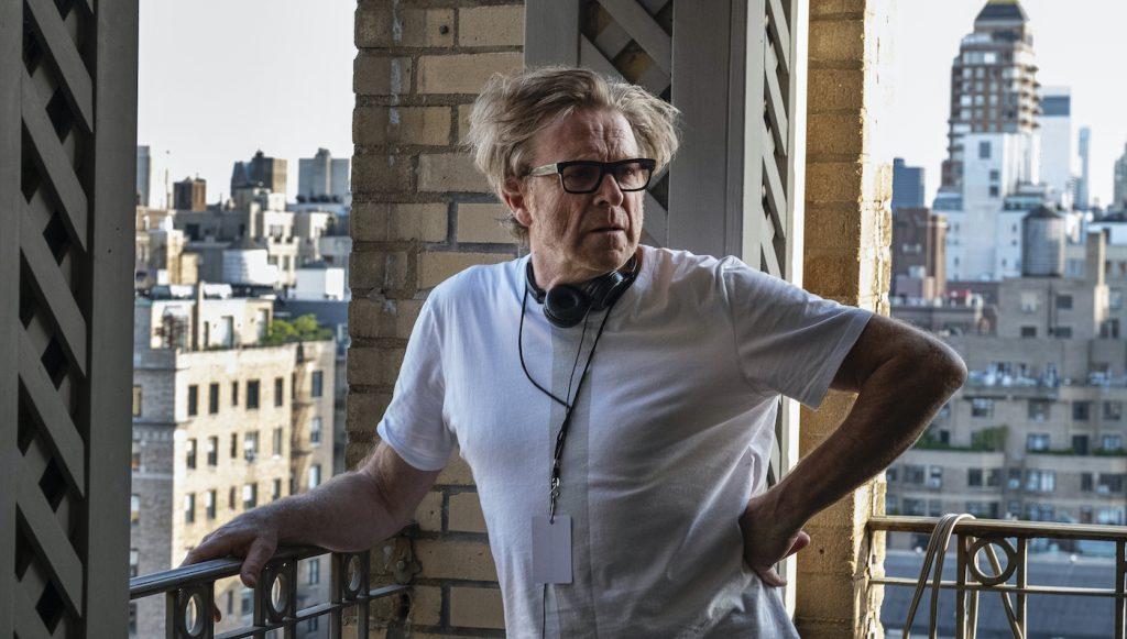 Caption: Director of Photography Anthony Dod Mantle (Niko Tavernise/HBO)