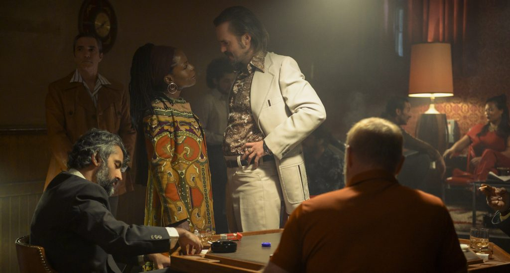 MARSHA STEPHANIE BLAKE and JAMES MCMENAMIN star in I'M YOUR WOMAN Photo: Wilson Webb Courtesy of Amazon Studios