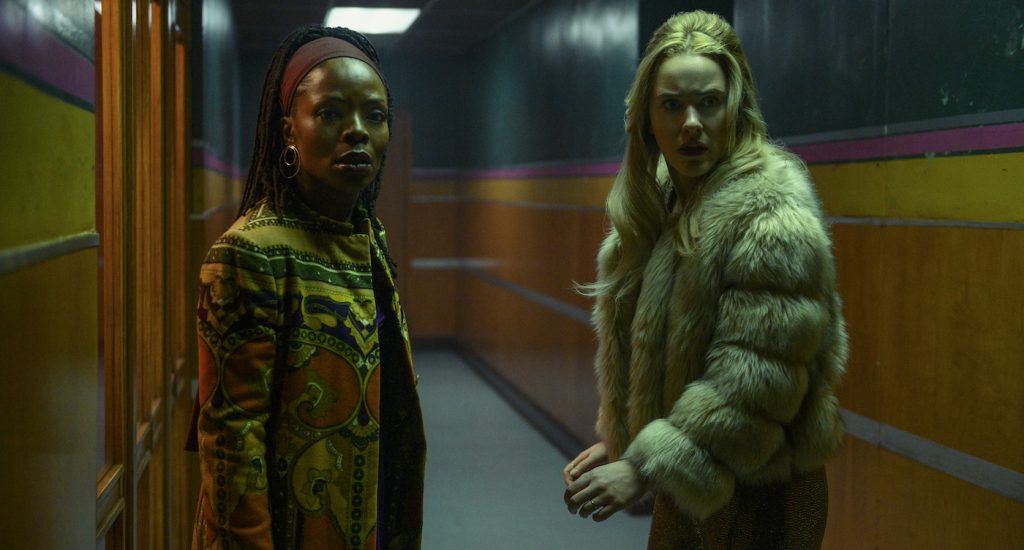 MARSHA STEPHANIE BLAKE and RACHEL BROSNAHAN star in I'M YOUR WOMAN Photo: Wilson Webb Courtesy of Amazon Studios