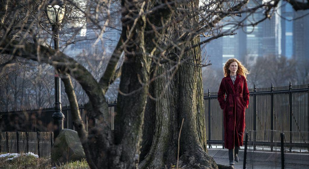 Nicole Kidman. Photograph by Niko Tavernise/HBO