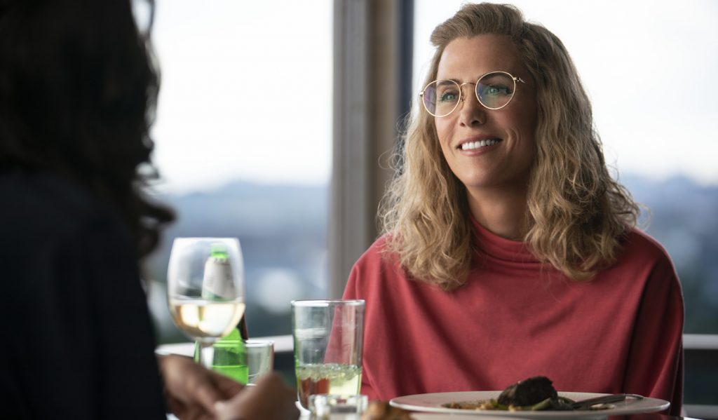 "Caption: KRISTEN WIIG as Barbara Minerva in Warner Bros. Pictures' action adventure ""WONDER WOMAN 1984,"" a Warner Bros. Pictures release. Photo Credit: Clay Enos/ ™ & © DC Comics"