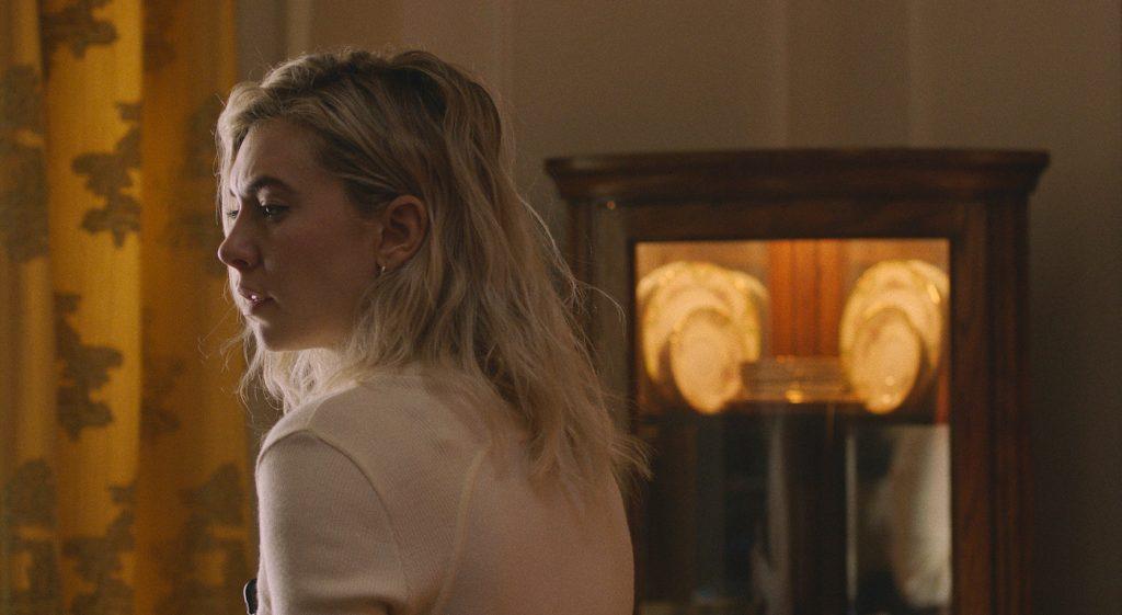 PIECES OF A WOMAN: Vanessa Kirby as Martha. Photo: Benjamin Loeb / Netflix