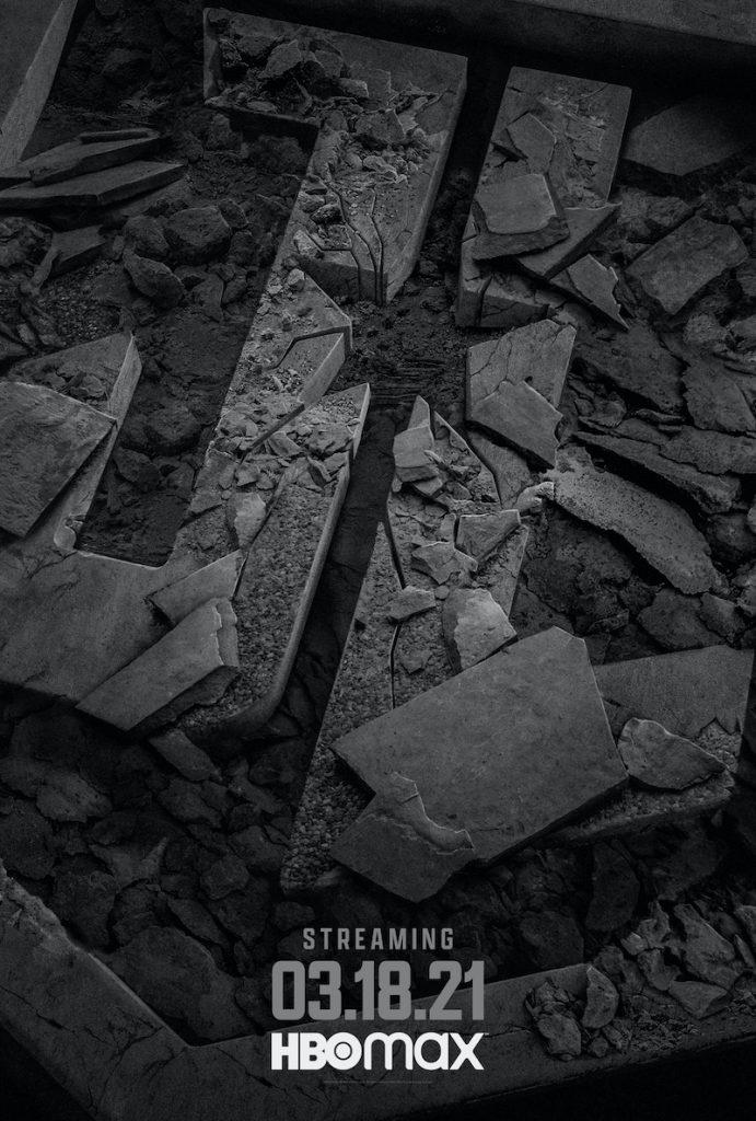 Teaser Art for Zack Snyder's Justice League. Courtesy Warner Bros./HBO Max.