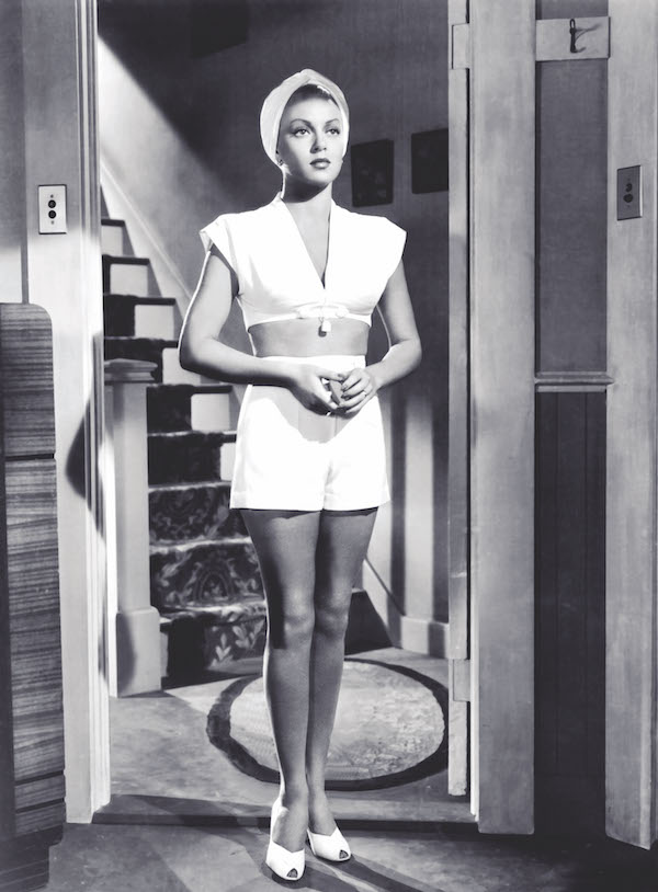 THE POSTMAN ALWAYS RINGS TWICE, Lana Turner, 1946. Courtesy MGM.