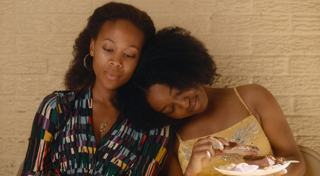 Nicole Beharie is Turquoise and Alexis Chikaeze is Kai in