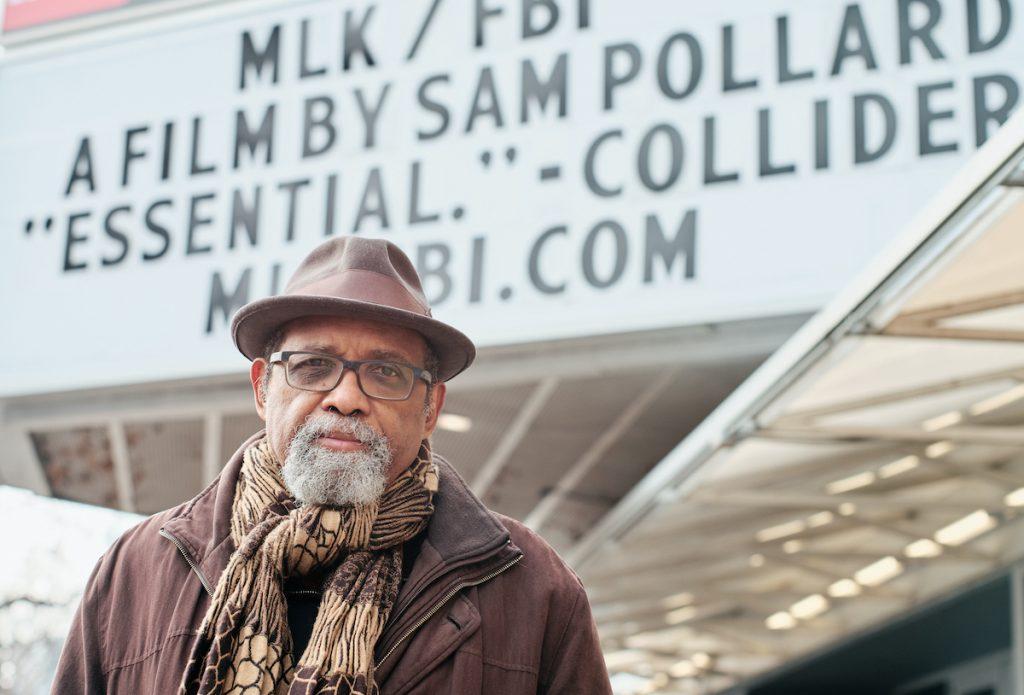 MLK / FBI: A film by Samuel Pollard at the IFC Theatre, New York, NY.