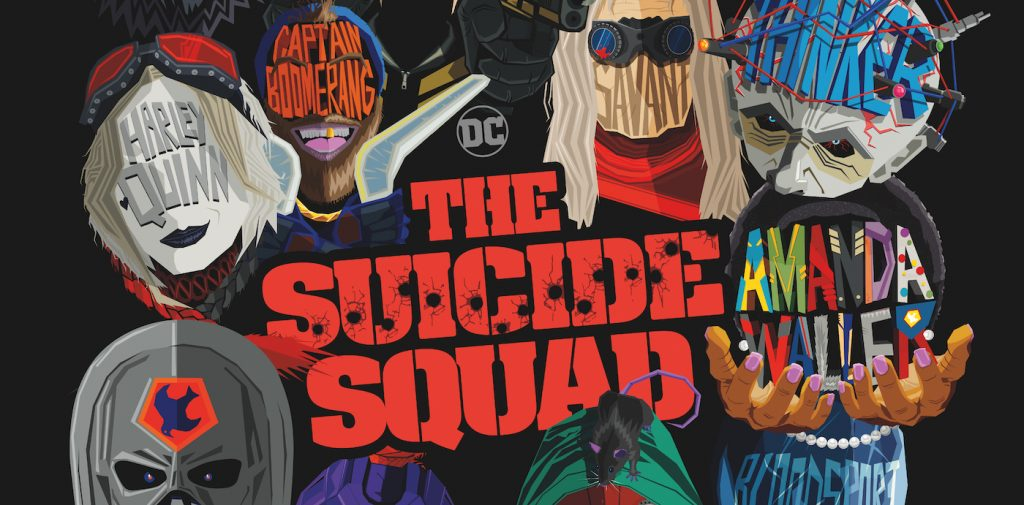 The Suicide Squad. Courtesy Warner Bros. Pictures.