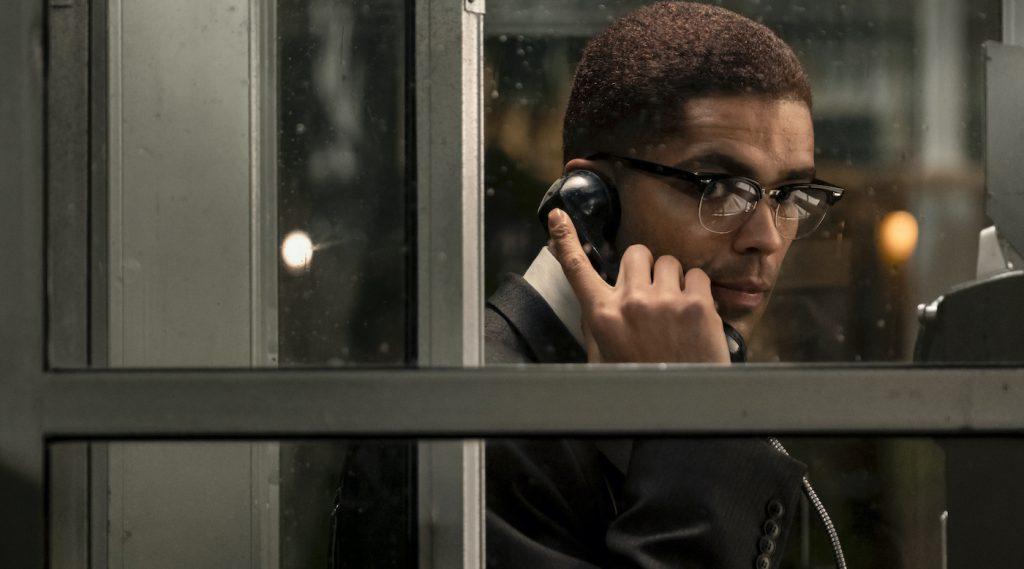 Kingsley Ben-Adir stars in ONE NIGHT IN MIAMI Photo: Patti Perret/Amazon Studios