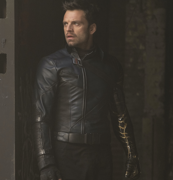 """Sebastian Stan in """"The Falcon and The Winter Soldier."""" Courtesy Marvel Studios"""