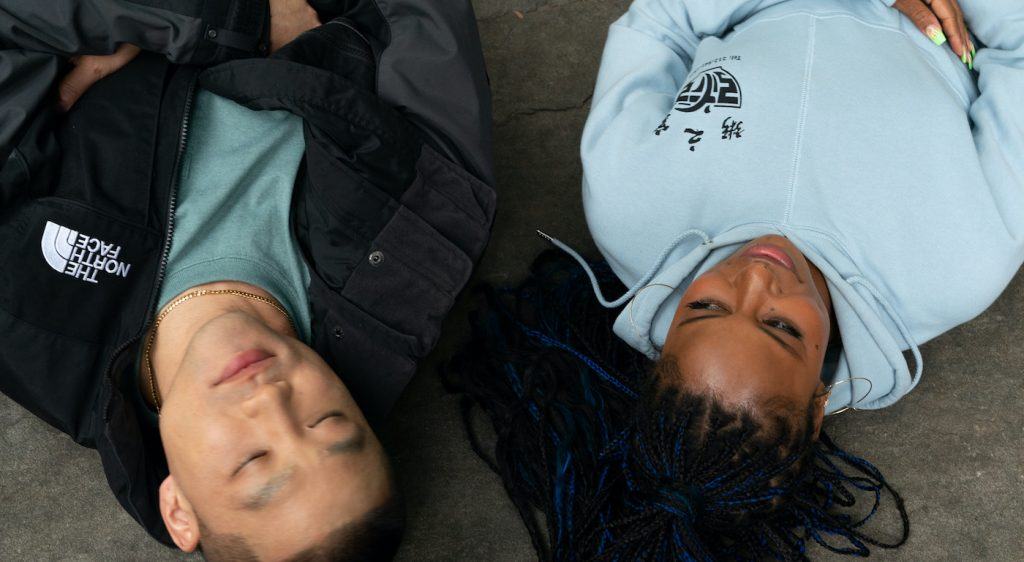 Eddie Huang's BOOGIE, a Focus Features release. Boogie Photo Captions Taylor Takahashi stars as Alfred 'Boogie' Chin and Taylour Paige as Eleanor in director Credit: Nicole Rivelli / Focus Features