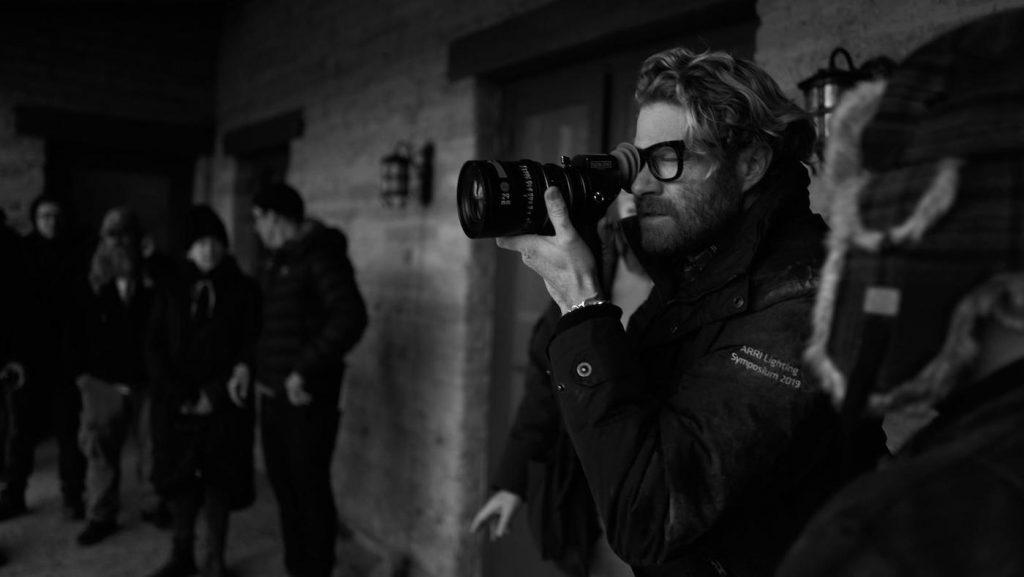 Director of Photography Erik Messerschmidt, ASC. (Photo: Miles Crist/NETFLIX)