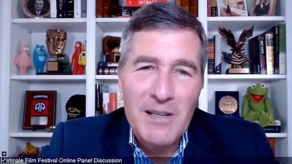 Motion Pictures Association Chairman Charles Rivkin
