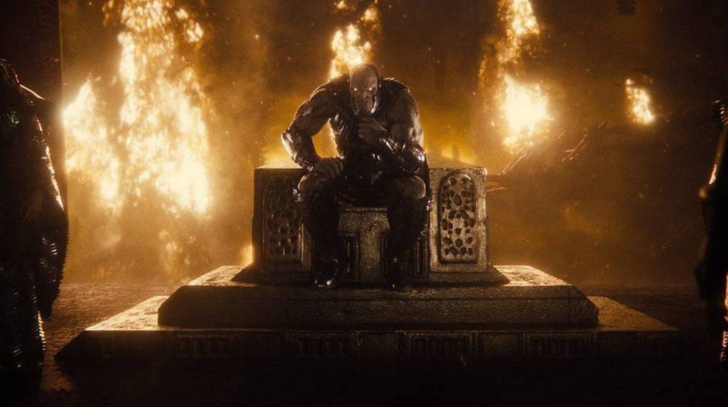 Ray Porter (Darkseid). Courtesy HBO Max.
