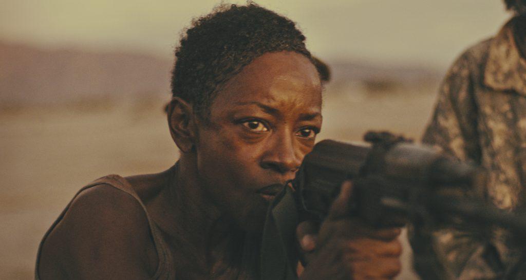 """Georgina Elizabeth Okon is Nafisa in """"Etana."""" Courtesy Marian De Pontes."""