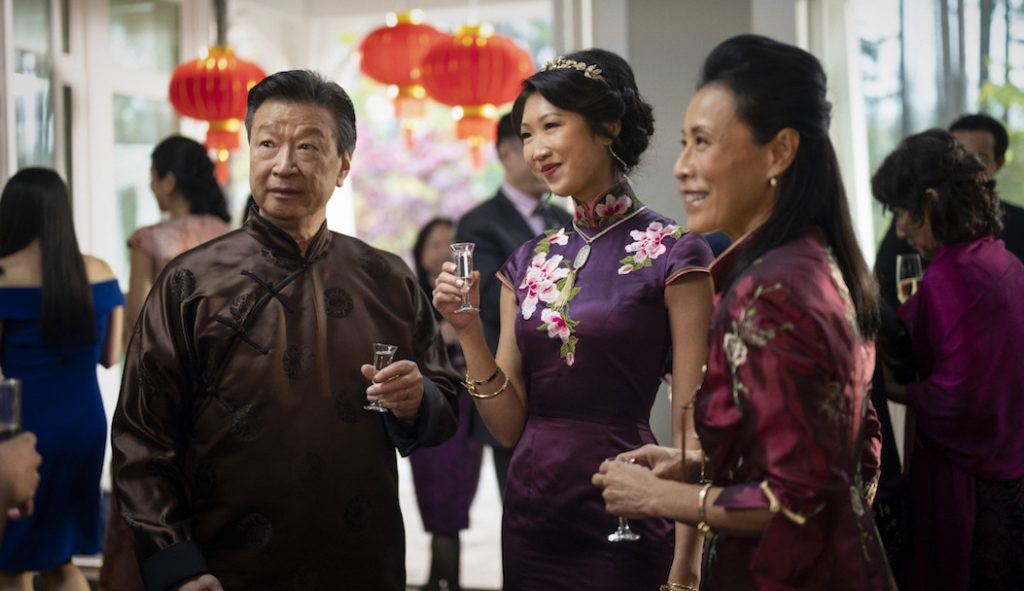 """Kung Fu"" Pilot-(L-R): Tzi Ma as Jin Shen, Shannon Dang as Althea Shen and Kheng Hau Tan as Mei - Li -- Photo: Kailey Schwerman/The CW -- © 2021 The CW Network, LLC. All Rights Reserved"