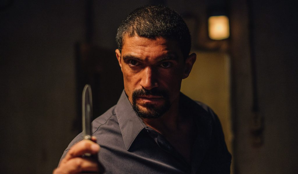 Mido Hamada as Khalid in the thriller WILDCAT, a Saban Films release. Photo courtesy of Saban Films.