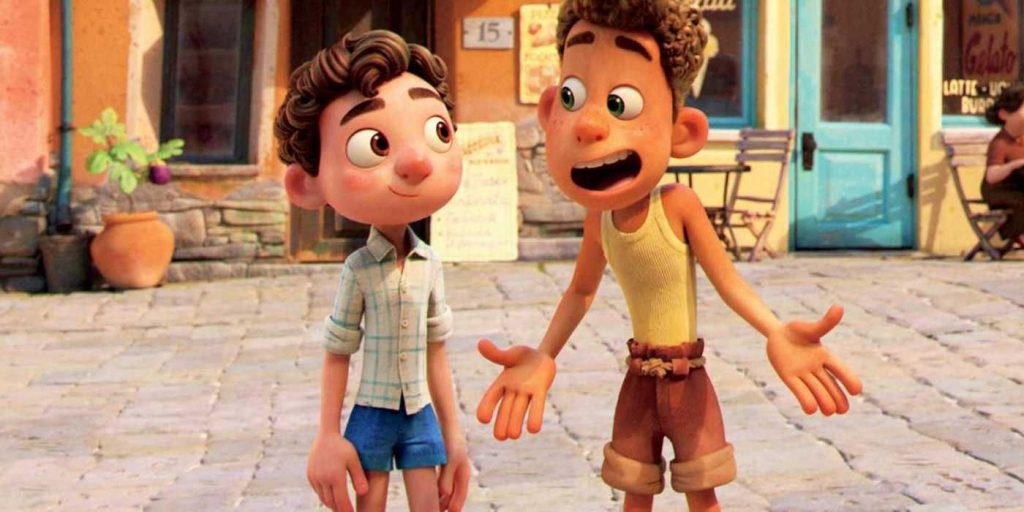 Disney-Pixar's