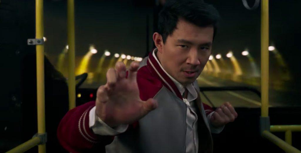 Simu Liu is Shang-Chi in Marvel Studios'