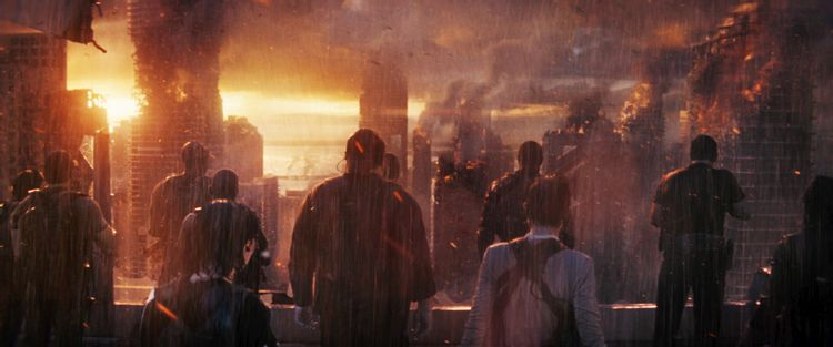 The Tomorrow War. Courtesy Amazon Studios.