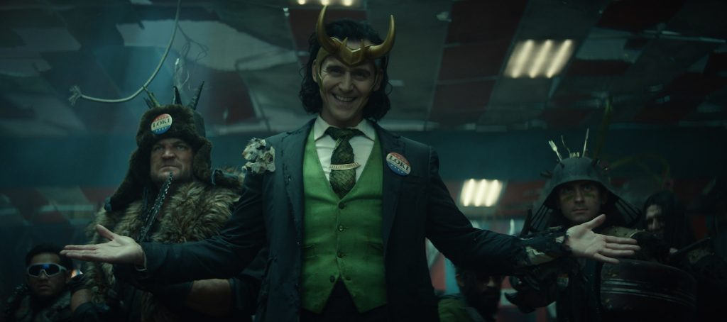 Loki (Tom Hiddleston) in Marvel Studios' LOKI. Photo Courtesy Marvel Studios.