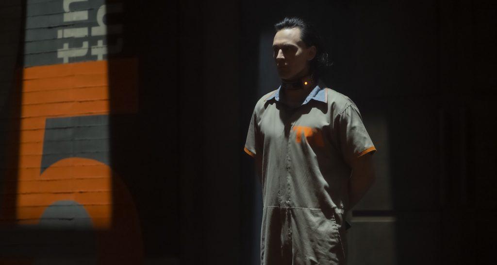 Loki (Tom Hiddleston) in Marvel Studios' LOKI. Photo by Chuck Zlotnick. Courtesy Marvel Studios.