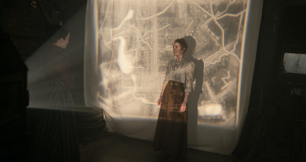 """Ann Skelly in """"The Nevers."""" Photograph by Keith Bernstein/HBO"""