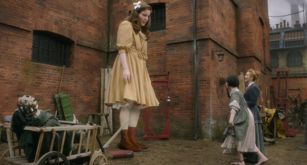 """Anna Devlin, Ann Skelly in """"The Nevers."""" Courtesy HBO Max."""