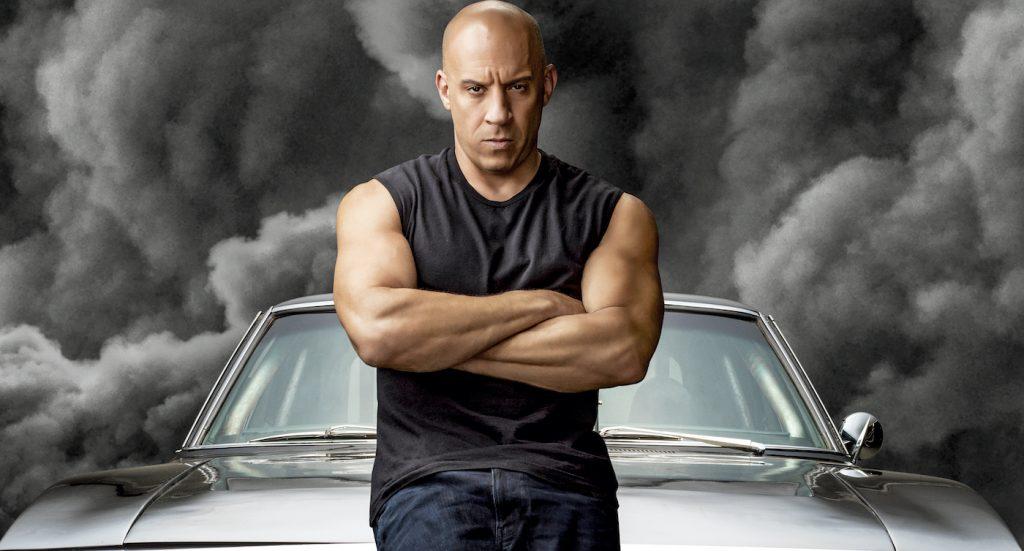 Vin Diesel is Dom Torretto in