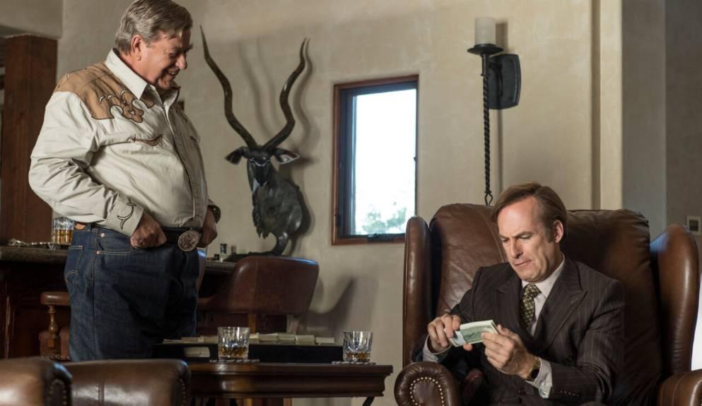 "Bob Odenkirk in ""Better Call Saul."" Courtesy AMC."