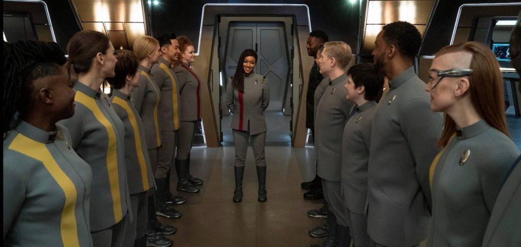 Star Trek: Discovery Season 3 new uniforms