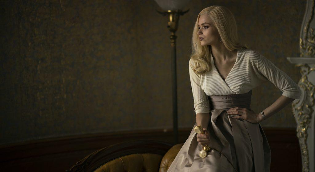 Abbey Lee. Photograph by Eli Joshua Ade/HBO