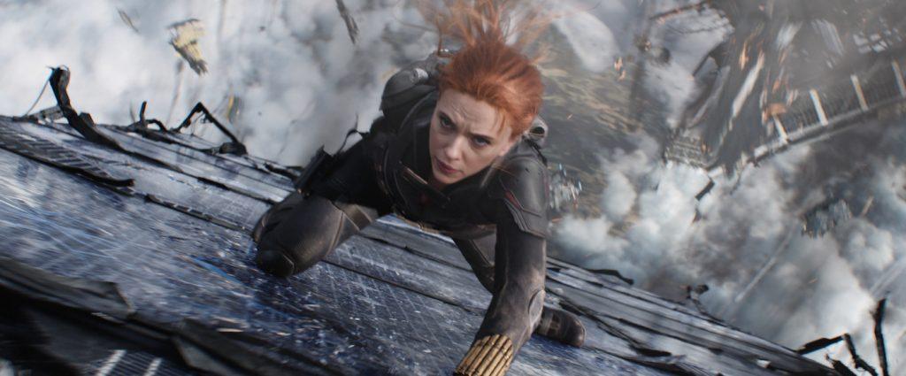 Black Widow/Natasha Romanoff (Scarlett Johansson) in Marvel Studios' BLACK WIDOW. Courtesy Marvel Studios.